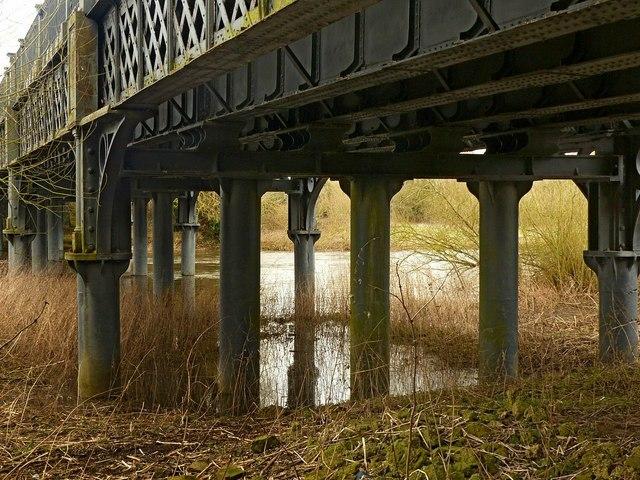 Melbourne Line railway viaduct – 4