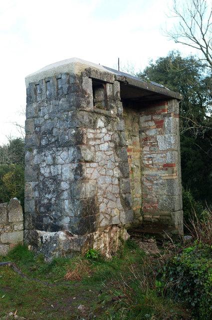 Observatory beside St Michael's chapel