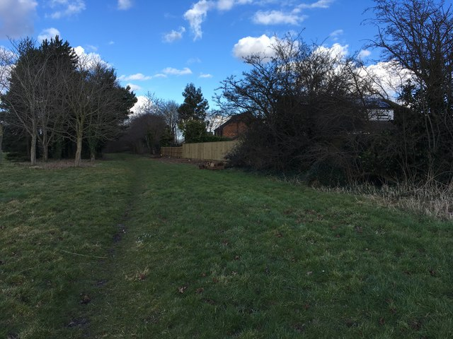 Path to Otter Close