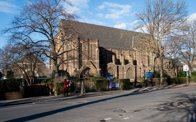 Church of St Barnabas, Ealing