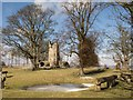 NT0978 : Staneyhill Tower, Hopetoun Estate by Greg Fitchett