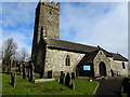 SN4201 : St Illtyd's Church, Pembrey by Jaggery