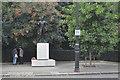 TQ2879 : Statue of Simon Bolivar, Belgrave Square by N Chadwick