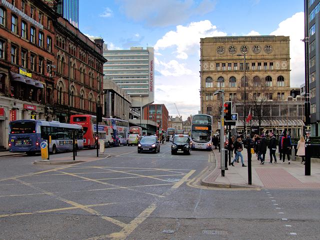 Manchester, Portland Street