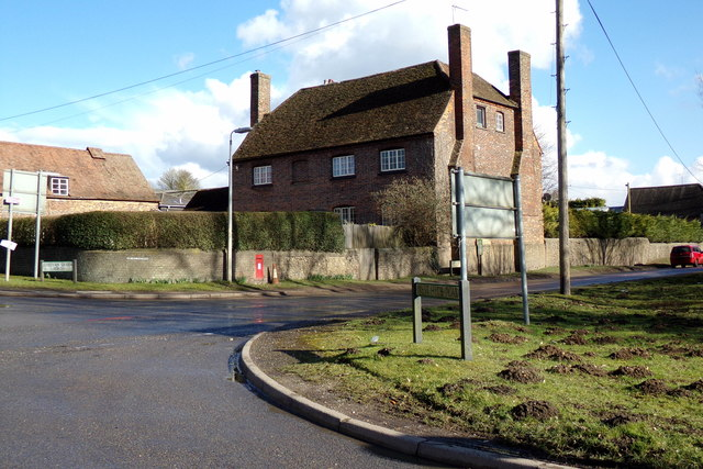 New Mill End Farmhouse