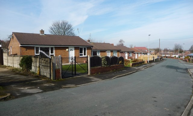 Bungalows, Crich Avenue, Athersley South