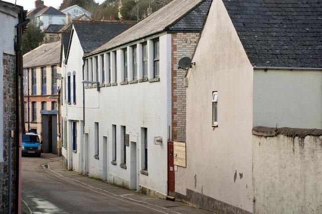 Freda Abraham House on Westcombe Lane