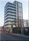 TQ1885 : Tower block on Park Lane, Wembley by David Howard