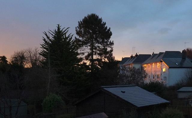 Early sun in Torre