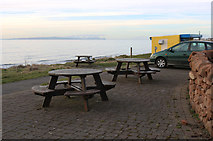 NX1896 : Picnic Area at Ainslie Car Park by Billy McCrorie