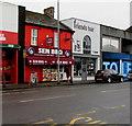 ST3288 : Sen BBQ, 139 Chepstow Road, Maindee, Newport by Jaggery
