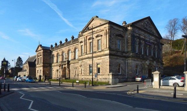 Albert Halls, Stirling