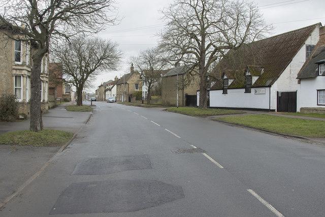 Cottenham Village