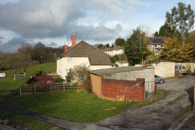 Houses on Sturminster Close, Stockwood
