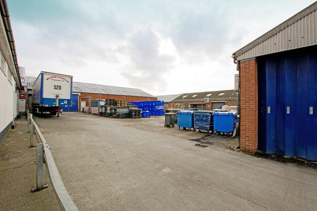 Tex Plastics on the Aviemore Industrial Estate