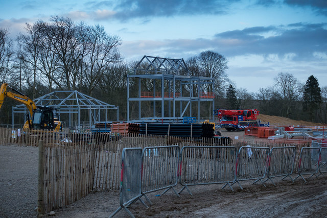 The new Ravenswick Hall