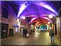 SE2933 : Dark Neville Street, under Leeds railway station by Stephen Craven