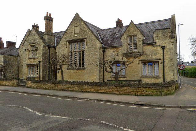 The old police station and court