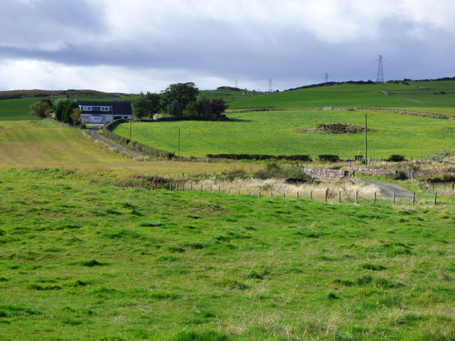 Farmland at Cunston Cottage