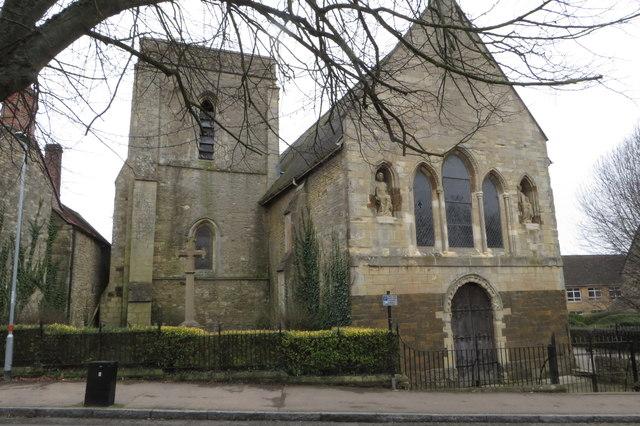 Magdalen College School chapel