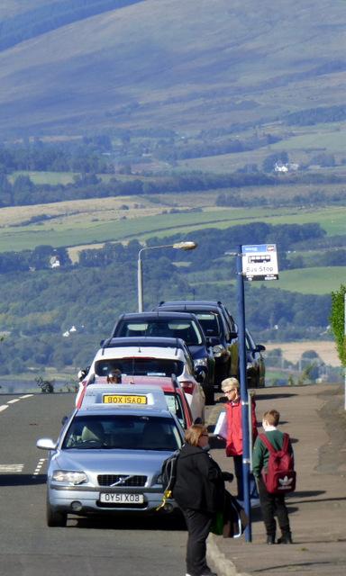 Auchenbothie Road