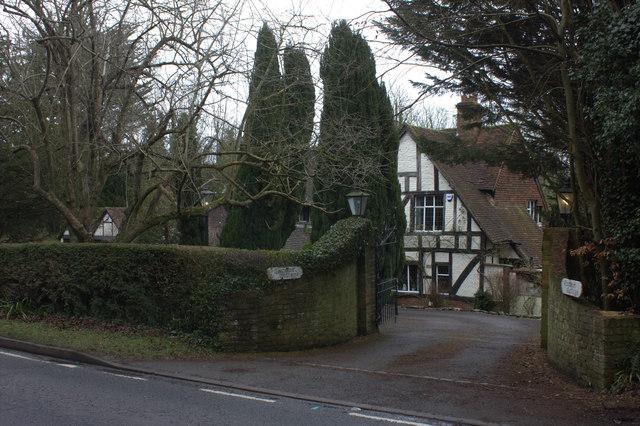 Cranmer Cottage, Pebblehill Road