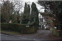 TQ2151 : Cranmer Cottage, Pebblehill Road by Robert Eva