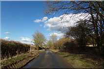TL1420 : Lye Hill & footpath by Adrian Cable