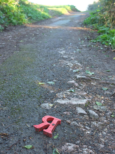 Dropped R, Stantaway Hill
