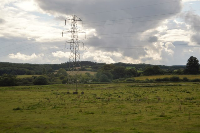 Pylon, Exminster Marshes