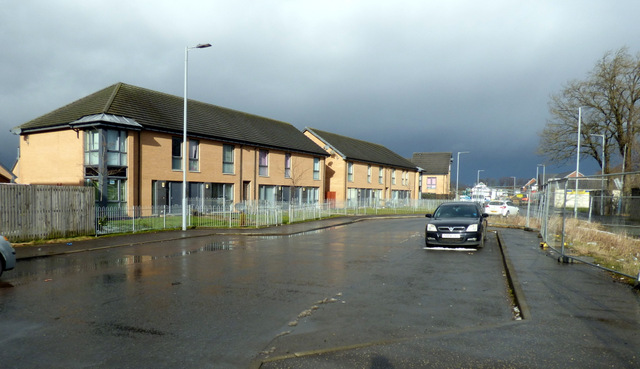 New Inchinnan Road