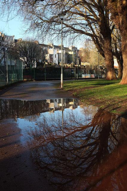 Reflection, Upton Park