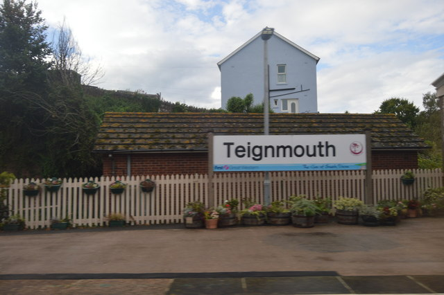 Teignmouth Station