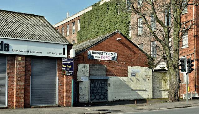 Proposed social housing, Beersbridge Road, Belfast - March 2018(2)