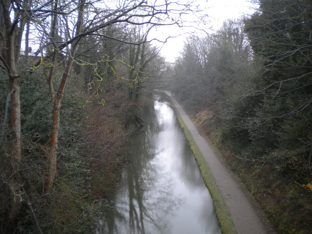 Stratford upon Avon Canal, Yardley Wood