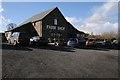 SO1322 : Beacons Farm Shop by Philip Halling