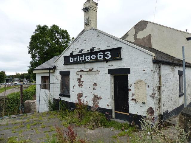 The former Bridge 63