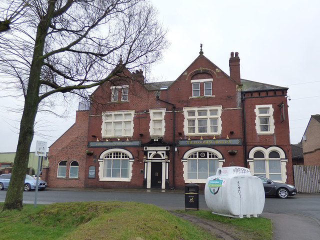 The former Blooming Rose, Hunslet Moor