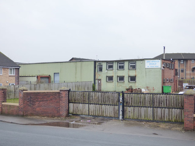 Market Refrigeration Services, Burton Row, Hunslet Moor