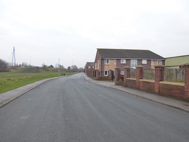 Burton Row, Hunslet Moor