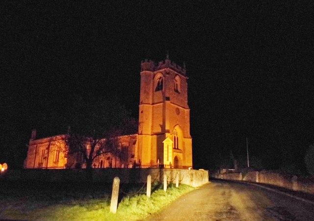 St Nicholas Church, Nether Compton