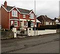 ST5088 : Old Post Office, Main Road, Portskewett by Jaggery