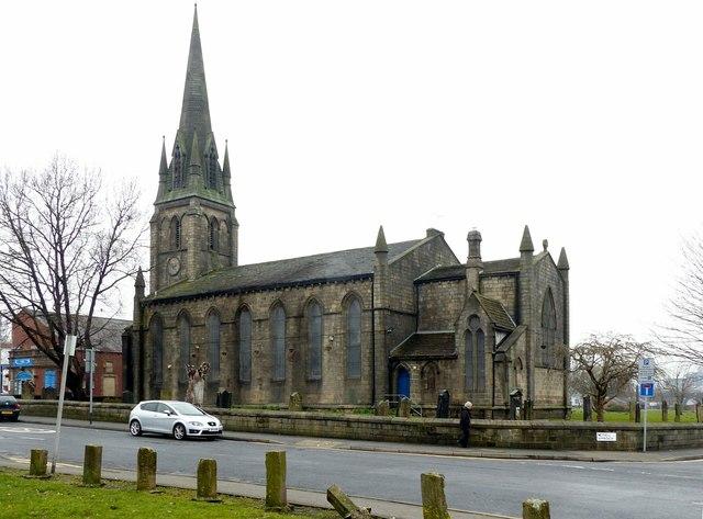 Former Church of St Matthew, Holbeck