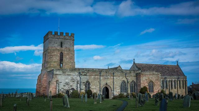 St.Aidan's Church Bamburgh