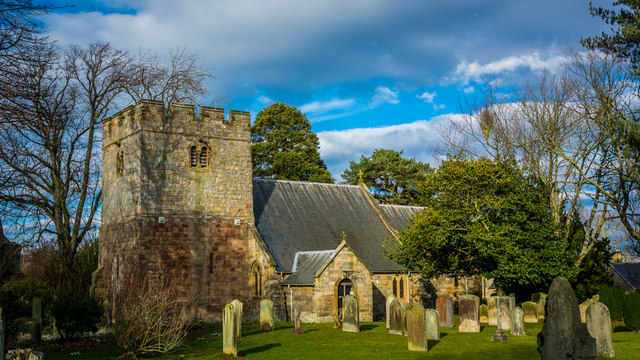 Longhoughton Parish Church