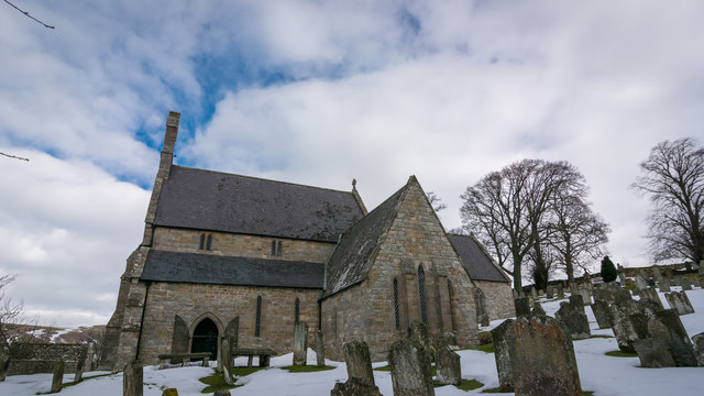 St.Michael's and All Angels Church Alwinton