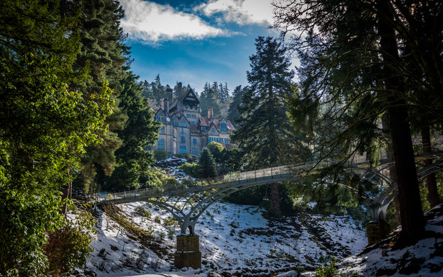 Iron Bridge and Cragside