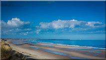 NZ2796 : Druridge Beach by Peter Moore