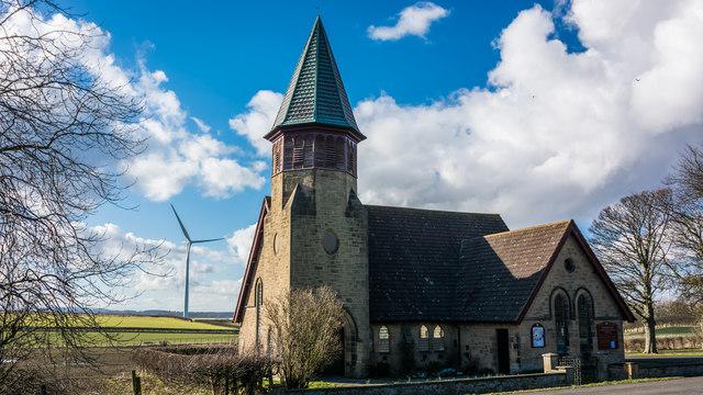 Widdrington Church