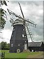 TL4069 : Cattell's Mill, Willingham by Chris Allen